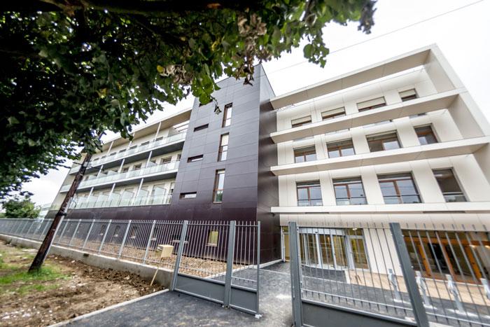 Un nouveau centre d di l 39 entrepreneuriat for Architecte val de marne