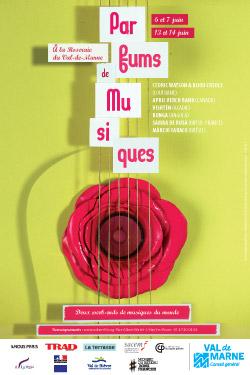 Poster 2015 - Parfums de musiques