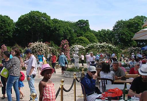 Rendez vous aux jardins dans les parcs d partementaux for Rdv aux jardins