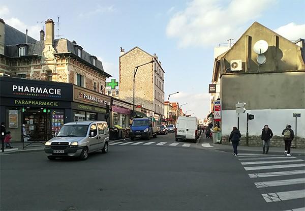 Sécurisation des cheminements piétons Avenue de Paris et rue Jean-Jaurès (RD 285) à Villejuif