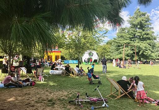 La Caravane des loisirs à Chevilly-Larue