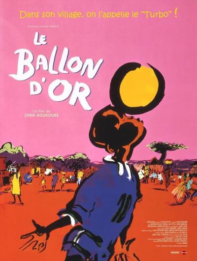 Projection du Ballon d'or au parc départemental des Hautes-Bruyères (Villejuif)