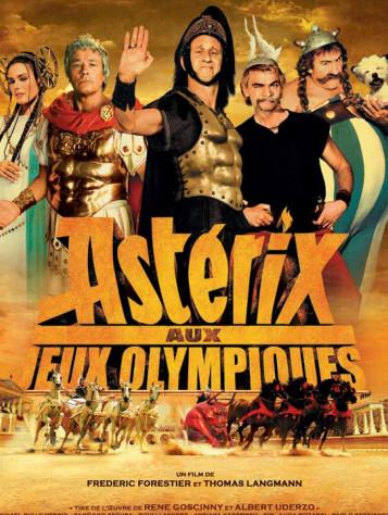 Astérix aux Jeux Olympiques