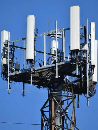 balade urbaine de l'UPEDD sur la 5G