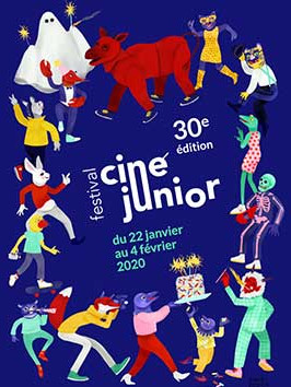affiche de ciné junior 2020