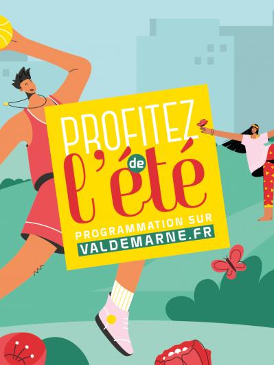 Profiter de l'été en Val-de-Marne