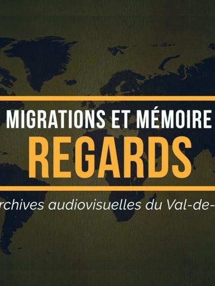 Migrations et mémoire aux Archives départementales