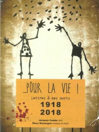 """Le spectacle """"Pour la vie"""" sera suivi d'un débat organisé par le Conseil départemental"""