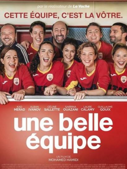 Cinéma plein air au parcdes CormaillesUne belle Equipe