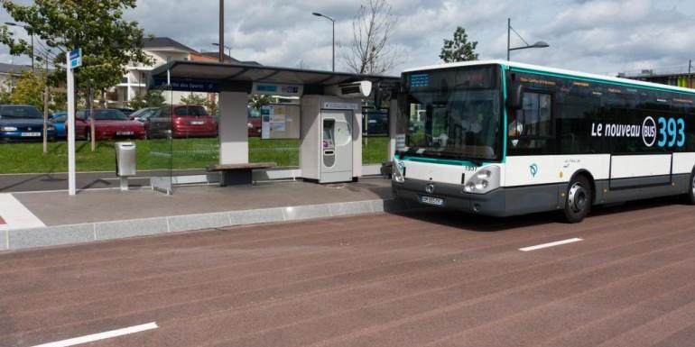 Cette voie de bus parcours 11,6 km et 9 nouvelles stations permettent de relier 7 villes du Val-de-Marne.