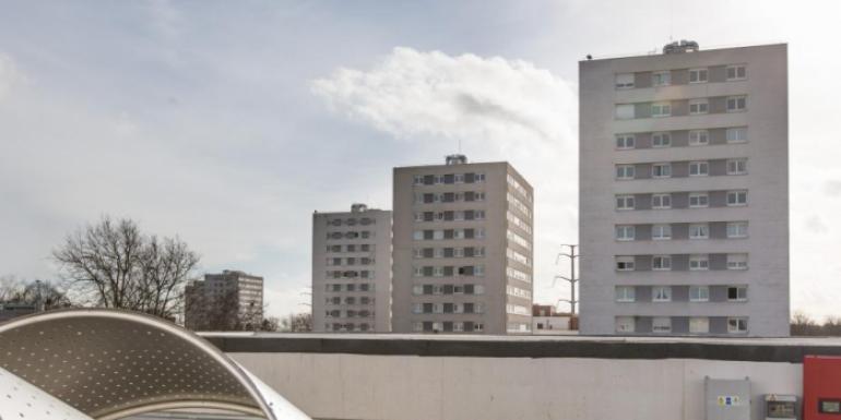 Photo, renouvellement urbain à Thiais