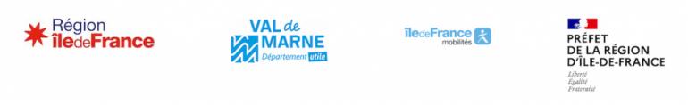 Logo des partenaires du projet Câble A Téléval
