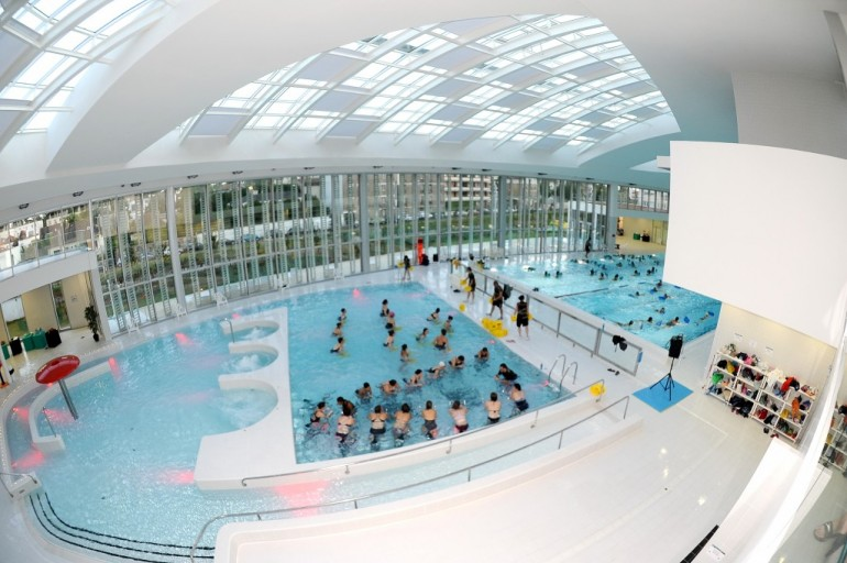 Recycler les eaux us es for Piscine vincennes