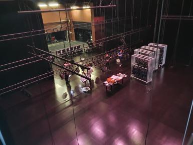 subvention annuelle au Théâtre des Quartiers d'Ivry, Centre dramatique national