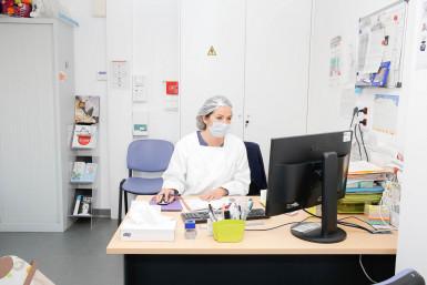 le Département du Val-de-Marne développe les téléconsultations médicales dans le cadre de ses missions de protection maternelle et infantile