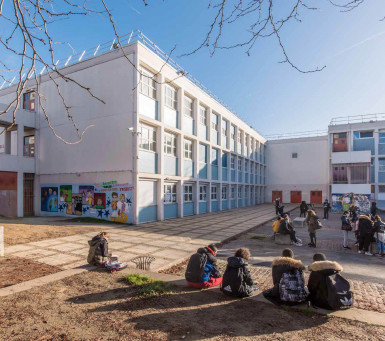 collège Paul-Eluard Bonneuil-sur-Marne