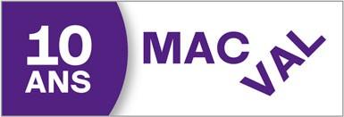 En 2015, le Mac Val a fêté ses dix ans.