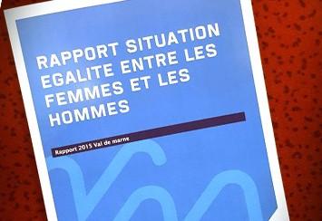 Un rapport faisant état de l'égalité entre les femmes et les hommes dans le département sera élaboré chaque année