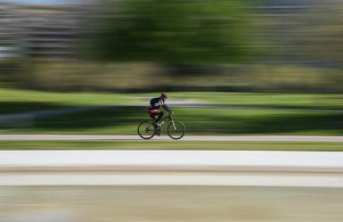 Le vélo est de retour cycle 3 de l'Université populaire de l'eau et du développement durable