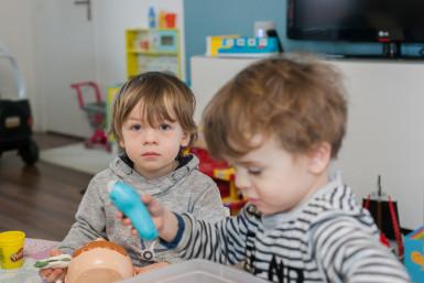accueil des enfants chez l'assistante maternelle post covid 19