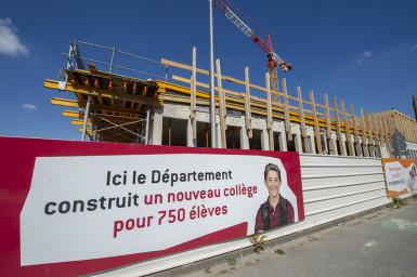 Collège intercommunal de Valenton Département du Val-de-Marne