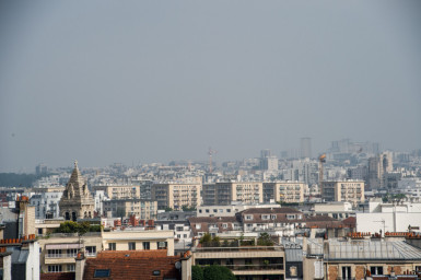 Episode de pollution atmosphérique à l'Ozone en Île-de-France