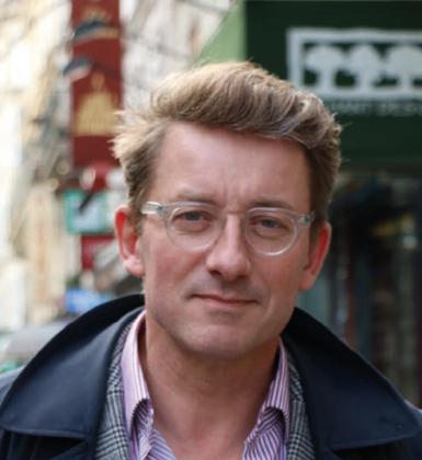 Portrait d'Eric le Breton