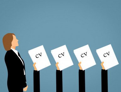 recherche d'emploi CV