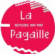 Logo La Pagaille, recyclerie