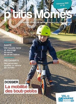 Magazine les p'tits Mômes