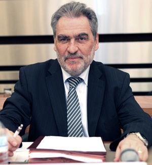 Christian Favier, président du conseil départemental du val-de-marne