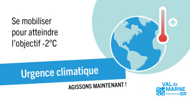 Val-de-Marne en mouvement pour le Climat. Agissons maintenant