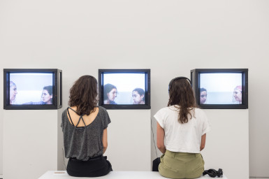 MAC VAL - Musée d'art contemporain du Val-de-Marne écran, vidéo,