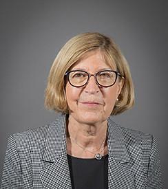 Geneviève Carpe (photo : E. Legrand)