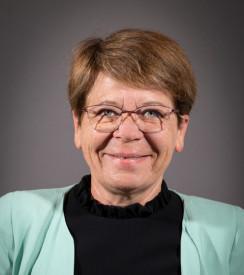 Françoise Lecoufle (photo : E. Legrand)