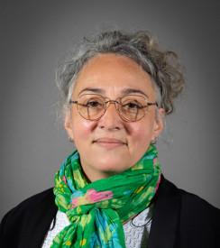 Hélène Peccolo (photo : E. Legrand)