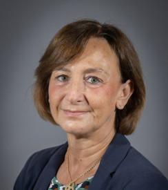 Odile Séguret (photo : E. Legrand)