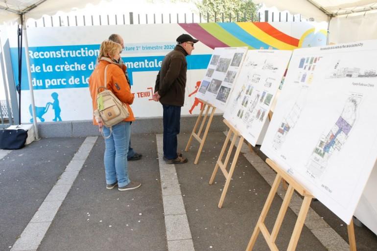Découverte du projet (Crédit photos : Julien Paisley)