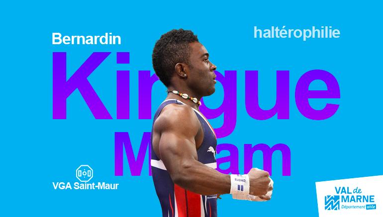 Bernardin Kingue Matam