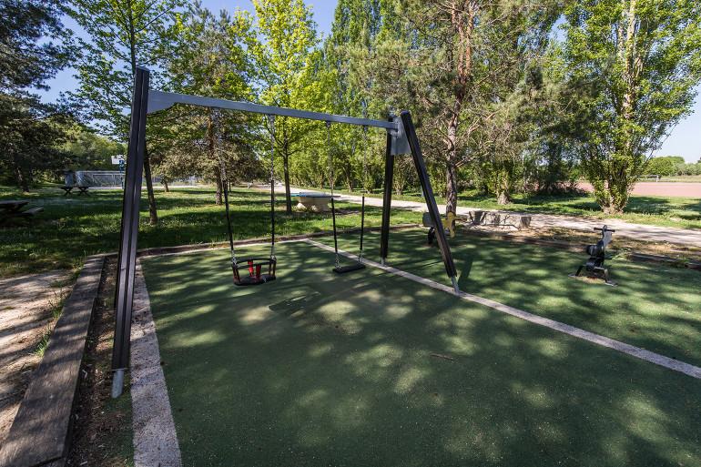 Parc interdépartemental du Grand Godet ; crédit photo : E. Legrand