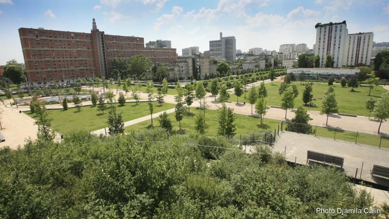 Le parc des cormailles for Piscine ivry sur seine horaires