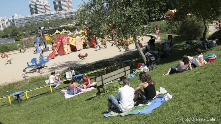 Le parc du val de marne et l 39 le de loisirs de cr teil for Conforama val de marne