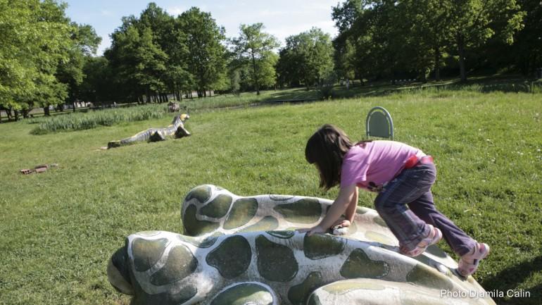 Activités au parc des Marmousets