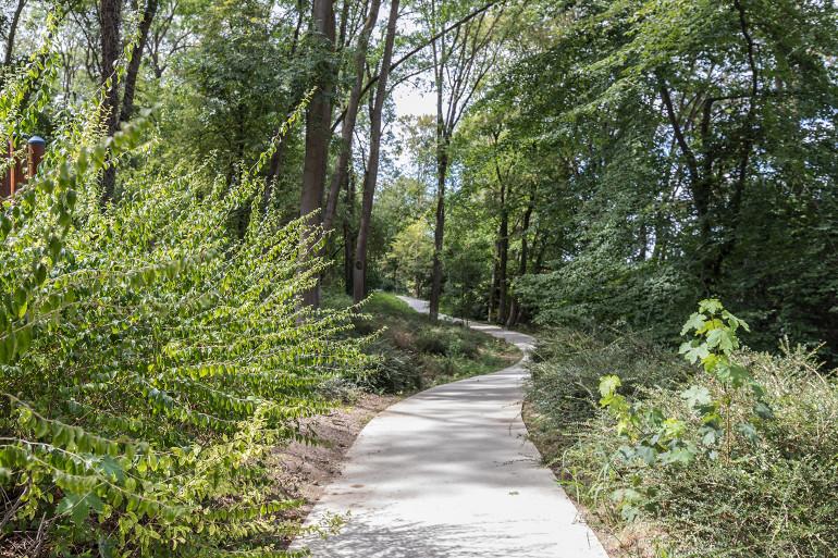 Parc du Rancy à Bonneuil-sur-Marne ; crédit photo : Eric Legrand