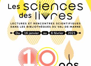 Sciences des livres 2021