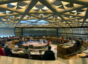 Séance du Conseil départemental du Val-de-Marne du 19 octobre 2020