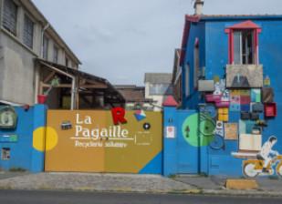 A Ivry-sur-Seine, La Pagaille ne passe pas inaperçue ! ©Michaël Lumbroso CD 94