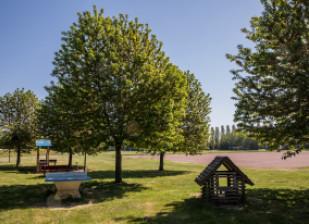 Parc interdépartemental du Grand Godet à Villeneuve-le-Roi