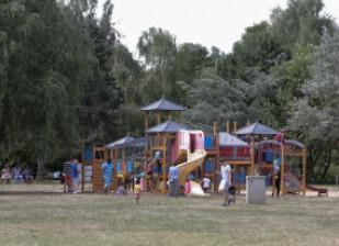 parc interdépartemental des sports et de loisirs du Tremblay Paris - Val-de-Marne