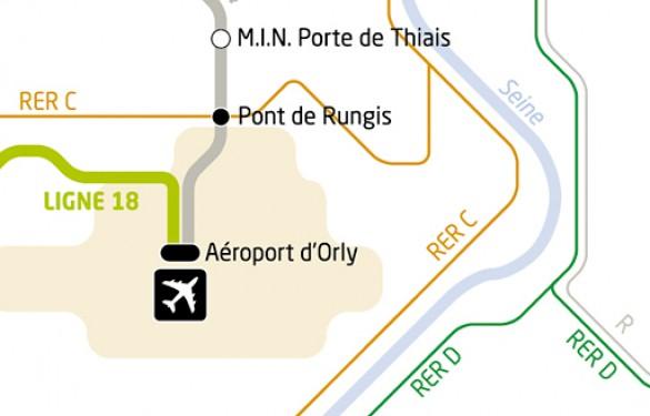 Grand Paris Express - Ligne 18